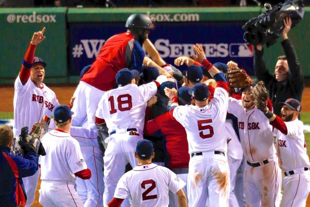 Boston Red Sox Parade 2013: Route, Date, Time, Live Stream and TV Info