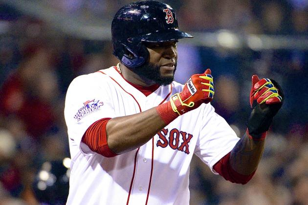 Has Red Sox Hero David Ortiz Become the New 'Mr. October'?