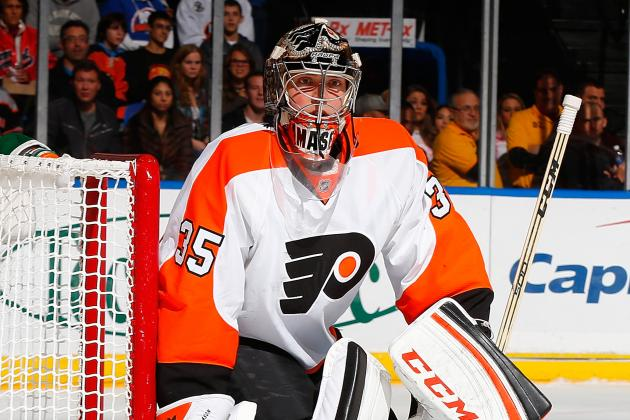 Early Breakdown of Philadelphia Flyers' 2013-14 Goaltending Situation