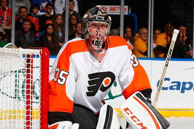 Early Breakdown of Philadelphia Flyers' 2013-14 Goaltending Situation