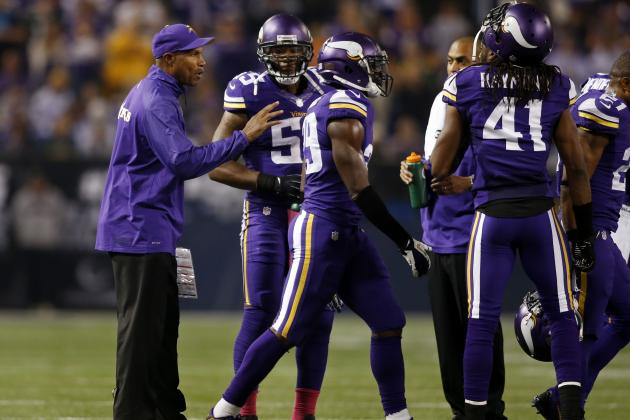 Dissecting Most Crucial Matchups in the Minnesota Vikings' Week 9 Matchup