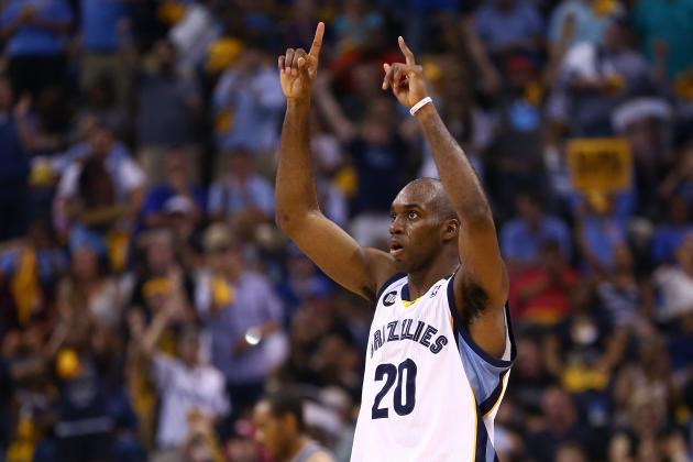 Why Quincy Pondexter's Contract Extension Is a Steal for Memphis Grizzlies
