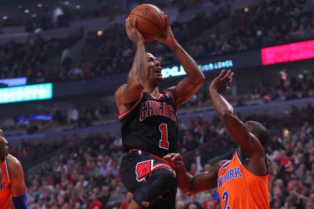 Knicks vs. Bulls: Live Score, Highlights and Reaction