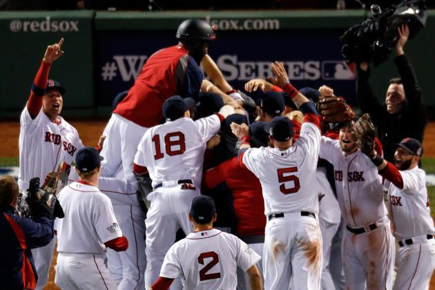 Boston Red Sox Parade: Complete Viewing Guide for World Series Celebration