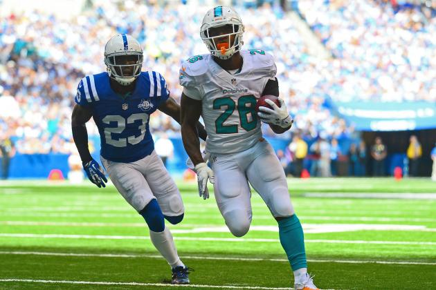 Lamar Miller's Instant Fantasy Reaction After Week 9