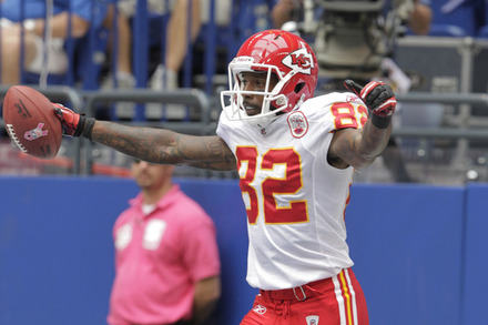 Dwayne Bowe: Week 9 Fantasy Outlook