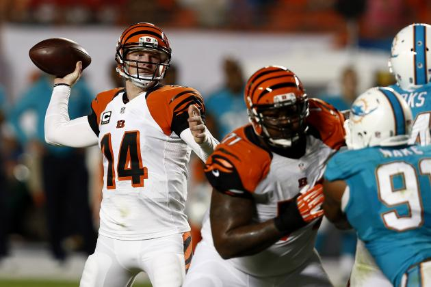 Bengals vs. Dolphins: Live Grades and Analysis for Cincinnati