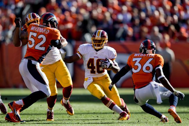 What to Expect from Washington Redskins Offense in Week 9 Matchup