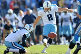 Rob Bironas: Week 9 Fantasy Outlook
