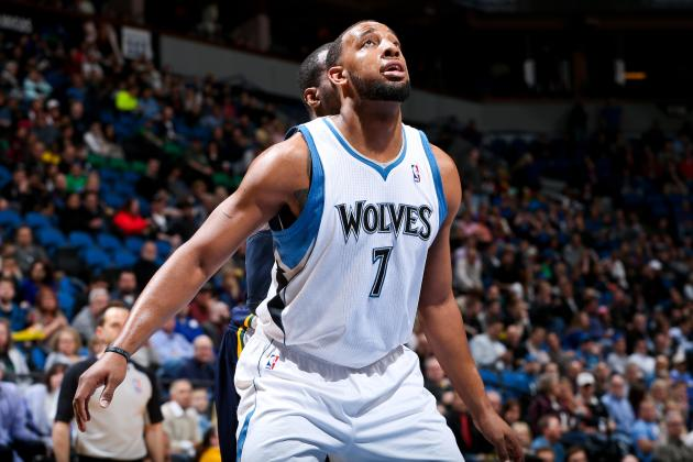 What Should Timberwolves Do with Forgotten No. 2 Pick Derrick Williams?