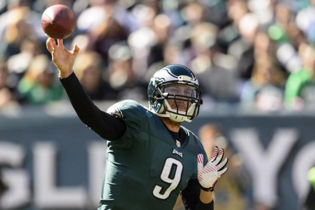 What to Expect from Nick Foles, Philadelphia Eagles in Week 9 Matchup