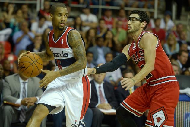 Depth Will Decide Washington Wizards' Success This Season