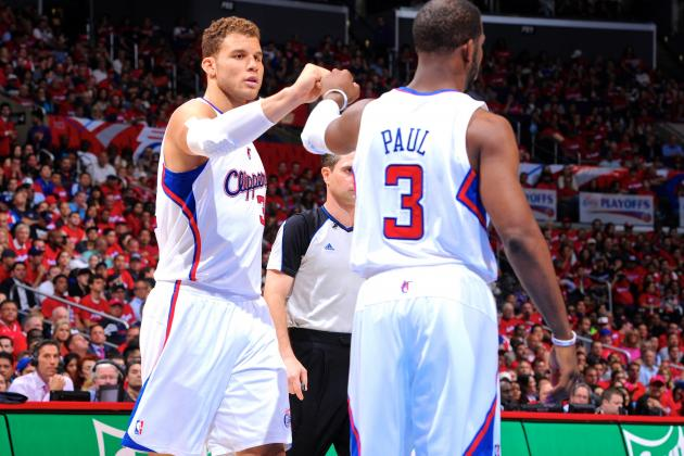 Golden State Warriors vs. Los Angeles Clippers: Live Score and Analysis