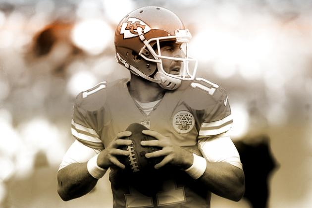 Why Alex Smith Is the Perfect Quarterback for the 2013-14 Kansas City Chiefs