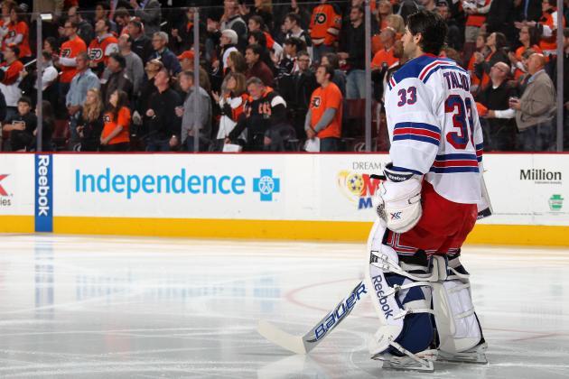 What Cam Talbot's Emergence Means for New York Rangers, Henrik Lundqvist