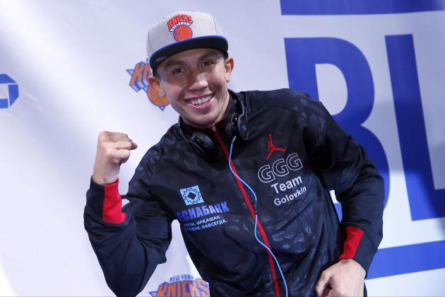 The Most Feared Man in Boxing: Gennady Golovkin Waiting for His Chance to Shine