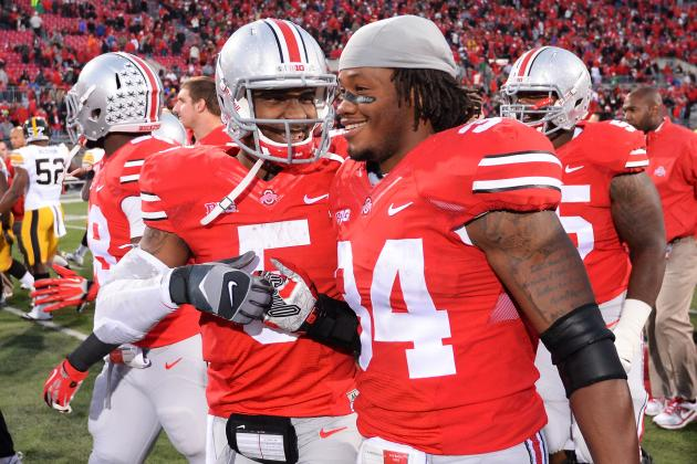 Ohio State vs. Purdue: Top Players to Watch in Big Ten Clash