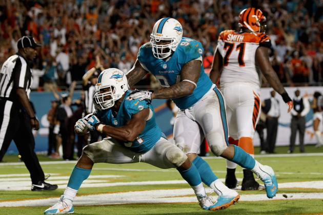 Cincinnati Bengals vs. Miami Dolphins: Live Grades and Analysis for Miami