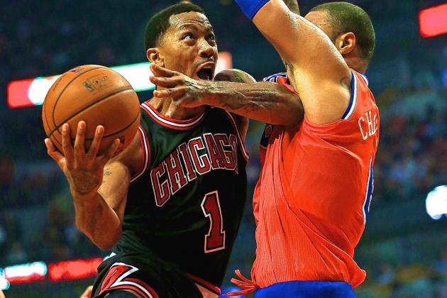 Derrick Rose Proves He's Officially Back with Clutch Shot vs. NY Knicks