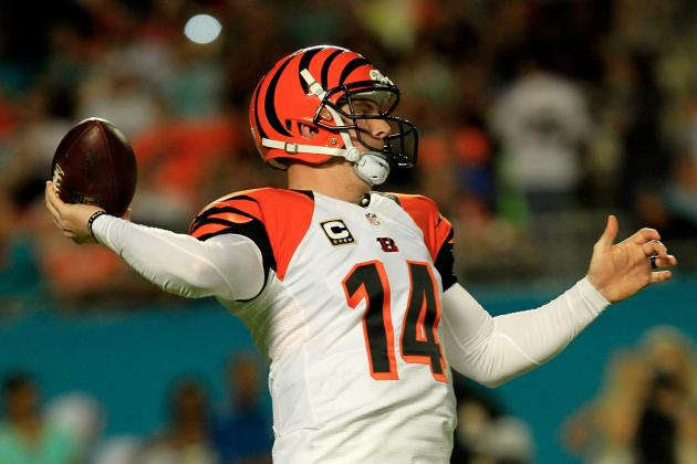 Despite 6-3 Record, Andy Dalton Must Improve for Bengals to Be Taken Seriously