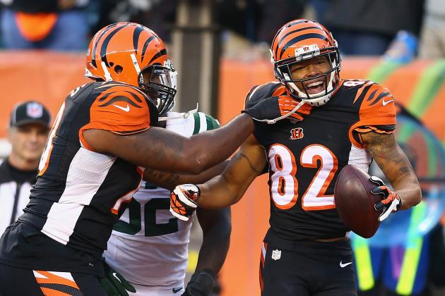 Marvin Jones' Updated 2013 Fantasy Outlook After Week 9
