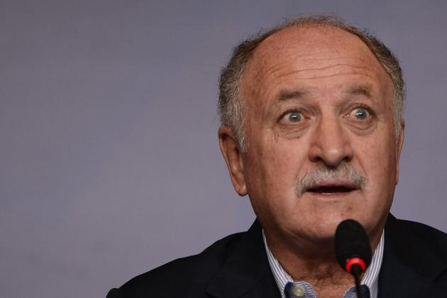 Scolari: We Respect Honduras