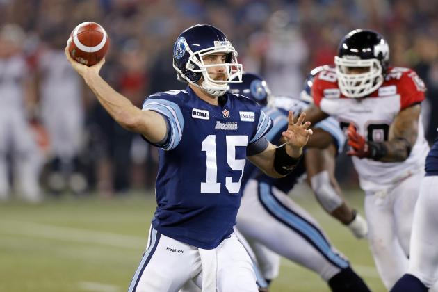 Toronto Argonauts and Calgary Stampeders on Track for Grey Cup Rematch