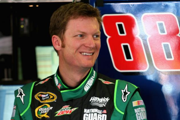 Is Dale Earnhardt Jr.'s Glass Half Full or Half Empty as 2013 Season Nears End?