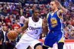 Chris Paul Drops 42 as Clippers Top Warriors