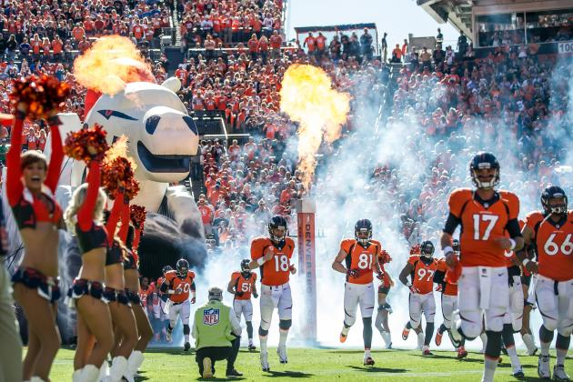 Denver Broncos: Dominance May Be Slipping, but Broncos Still Team to Beat