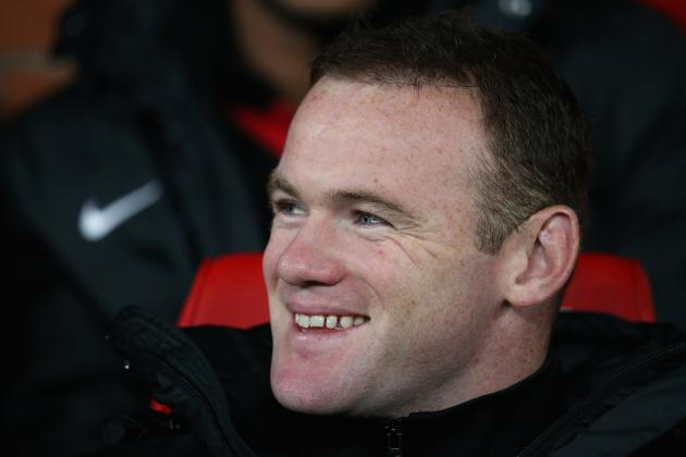 Wayne Rooney Reportedly Set for Talks as Man United Cool Robert Lewandowski Hunt