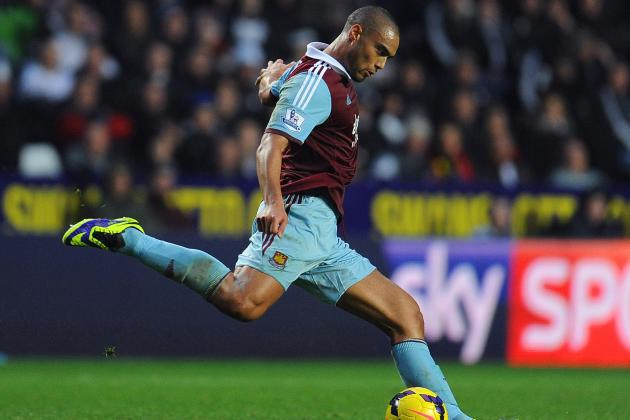 Winston Reid Reportedly Targeted for January Transfer Bid by Arsenal