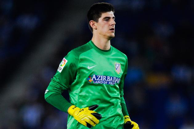 Thibaut Courtois Says Atletico Madrid Are More Important to Him Than Chelsea