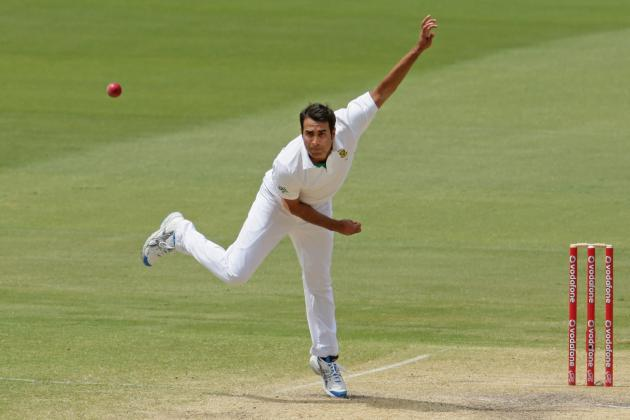 Imran Tahir: World Cricket's Bowler of the Month, October 2013