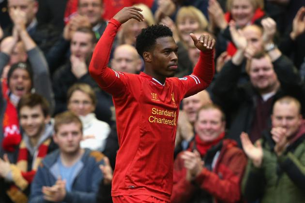 Daniel Sturridge Aims Dig at Chelsea and Hails Liverpool Boss Brendan Rodgers