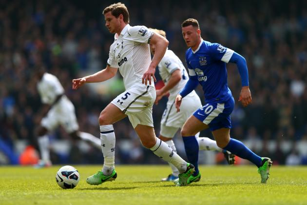 Everton vs. Tottenham: Date, Time, Live Stream, TV Info and Preview
