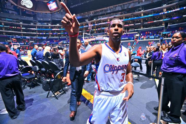 Chris Paul Validates Status as NBA's Best Point Guard with Monster Game