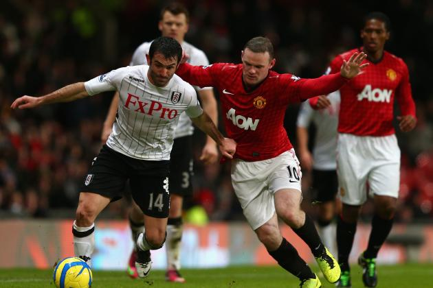 Manchester United: How They Will Line Up Against Fulham