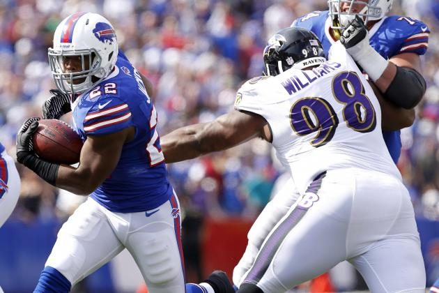 Brandon Williams' Time To Step Up