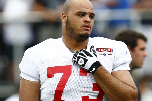 With NY Giants on Bye, OL James Brewer Talks His Passion for Video Games