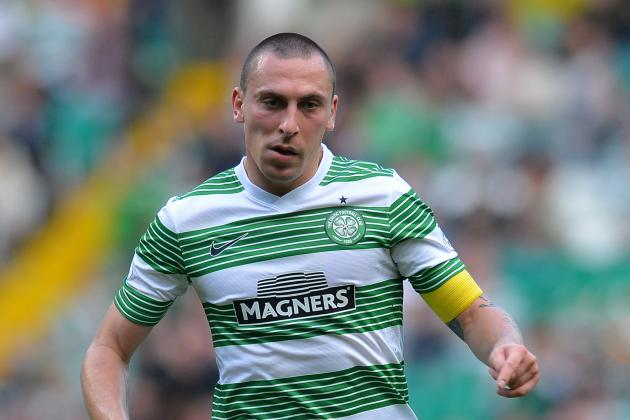 Celtic's Scott Brown Fails to Have UEFA Ban Overturned After Neymar Clash