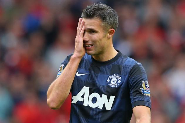 Injury Updates on Robin van Persie, Rio Ferdinand, Nemanja Vidic and More