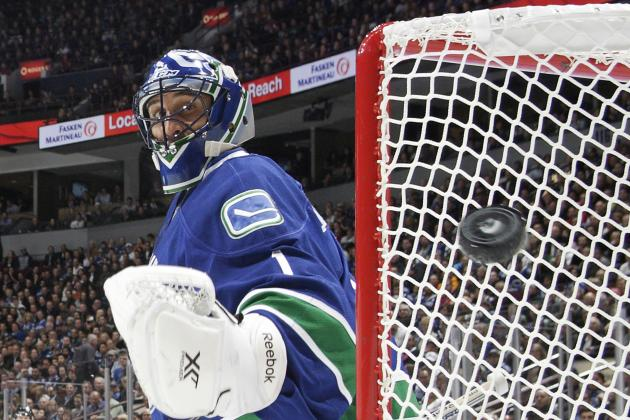 Luongo 'Shocked' He Wasn't Traded to the Leafs