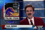 Sportscaster Kills as Ron Burgundy