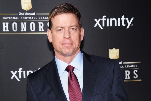 Troy Aikman: Bryant 'Not Nearly the Route Runner Michael Irvin Was'