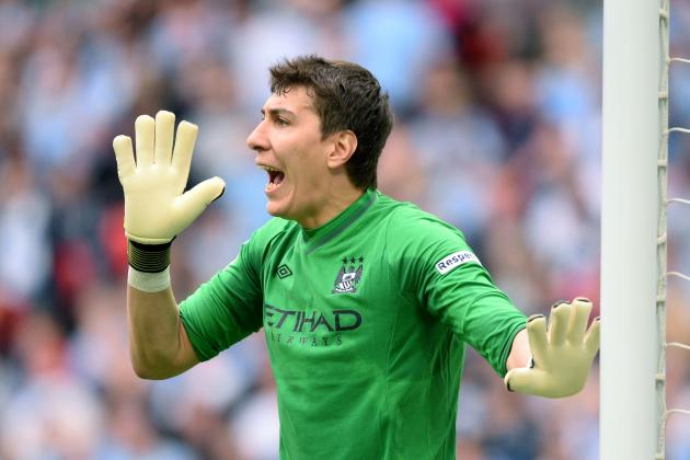 Scouting Report for Costel Pantilimon After Inclusion in Manchester City XI