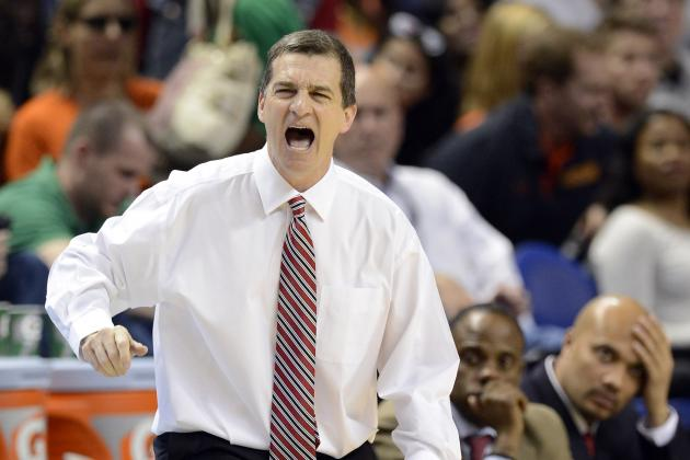 Terps Won't Settle for Less Than NCAA Tourney