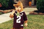 Little Kid Rocks 'Manziel as Scooby-Doo Costume'