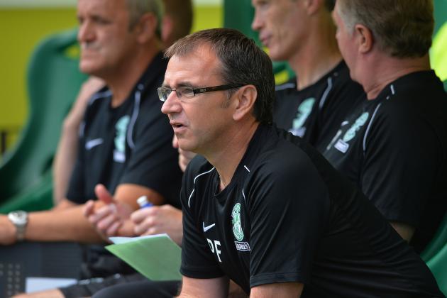Twitter / SkySportsNews: Hibernian manager Pat Fenlon ...