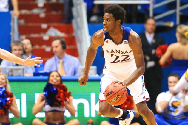 Andrew Wiggins Admits He Plans on Entering Next Year's NBA Draft